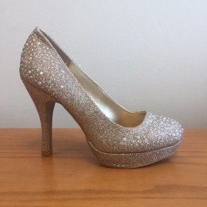 Qupid tranch-206 Pump high heels Women's Shoes